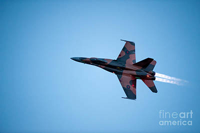 Photograph - The Cf18 by Wayne Wilton