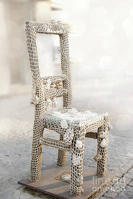 Photograph - The Chair by Juli Scalzi
