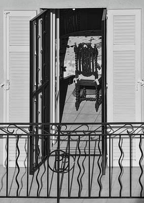 Photograph - The Chair by Lauri Novak