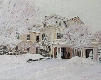 The Chanler Newport Rhode Island Ri Original by Patty Kay Hall