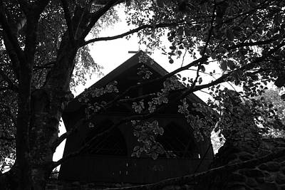 Photograph - The Chapel by Becca Brann