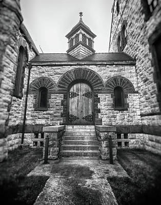 Photograph - The Chapel by Marvin Borst