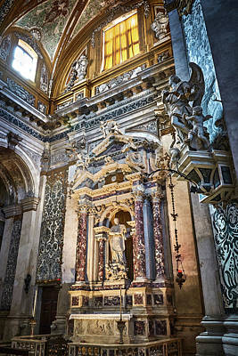 Photograph - The Chapel Of Ignatius Of Loyola by Eduardo Jose Accorinti