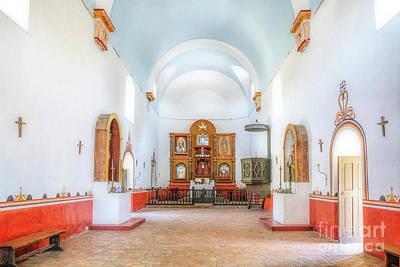Photograph - The Chapel Of La Bahia by Lynn Sprowl