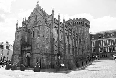 Photograph - The Chapel Royal - Dublin by Doc Braham