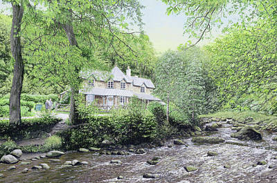 The Charm Of Watersmeet, Lynmouth Original