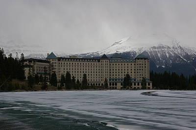The Chateau At Lake Louise 2 Original
