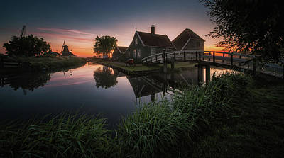 Nederland Photograph - The Cheese Factory, Holland by Reinier Snijders