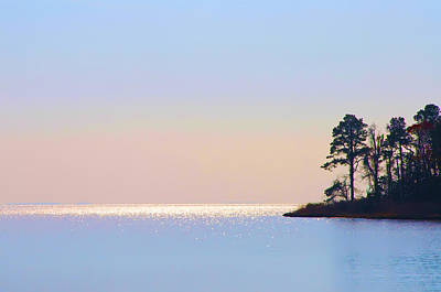 Saint Michael Photograph - The Chesapeake Bay by Bill Cannon