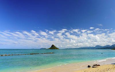 Photograph - The Chinaman's Hat 2 by Jason Chu
