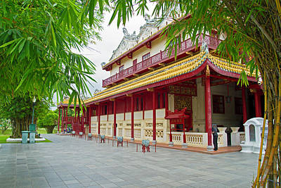 Photograph - The Chinese Palace by David Freuthal