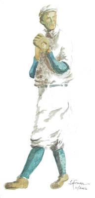 Christy Mathewson Painting - The Christian Gentleman by Jim Stovall