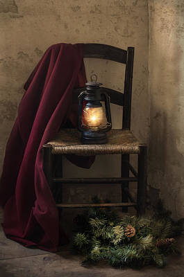 Photograph - The Christmas Cape by Robin-Lee Vieira