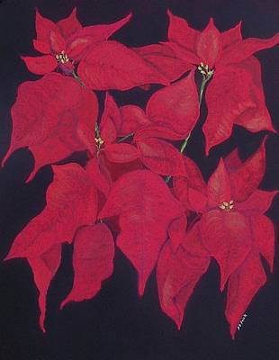The Christmas Gift Art Print by Diane Frick