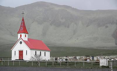 Wine Corks - The Church at Reynisfjara by Betsy Knapp