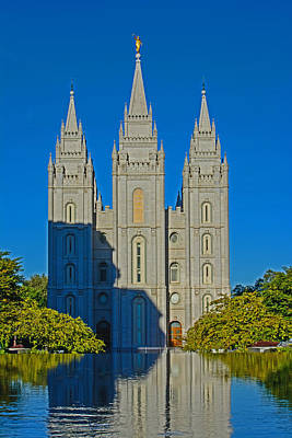 Photograph - The Church Of Jesus Christ Of Latter-day Saints by Tikvah's Hope