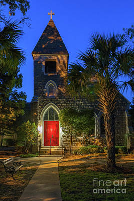 Photograph - The Church Of The Holy Cross by Dale Powell