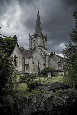 Photograph - Gothic Church by Stewart Scott