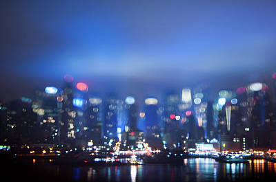 Miniature Nyc Photograph - The City by Daniel Lih
