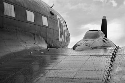 Photograph - The Classic Dc3 by JC Findley