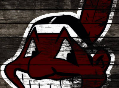 The Cleveland Indians 3h    Art Print