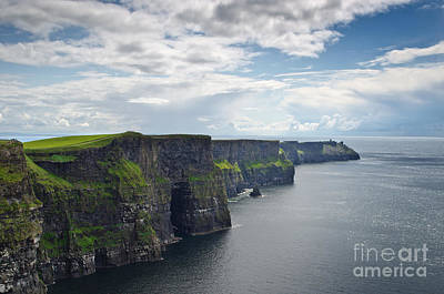 Photograph - The Cliffs Of Moher In Ireland by IPics Photography