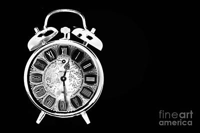 Photograph - The Clock by Karen Lewis