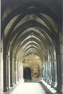 Photograph - The Cloisters Of St.trophime by Christopher Kirby
