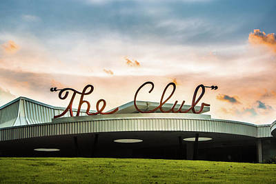 Photograph - The Club Birmingham by Parker Cunningham