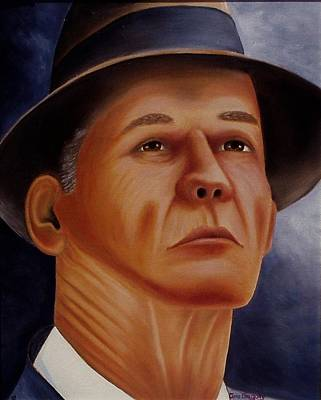 Painting - The Coach by Gene Gregory
