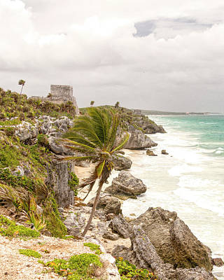 Photograph - The Coast Of Tulum by Wes Jimerson
