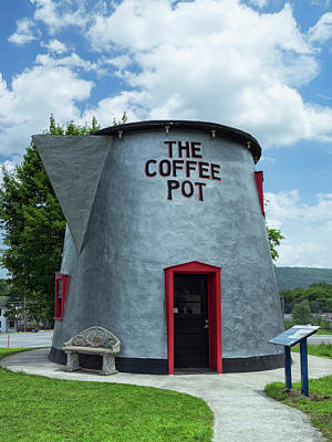 Photograph - The Coffee Pot Bedford Pa by Marianne Campolongo