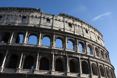 Photograph - The Coliseum  by Stewart Scott