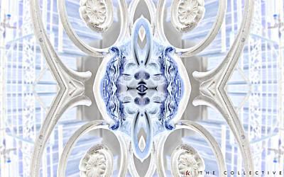 Borg Digital Art - The Collective by Jonathan Ellis Keys