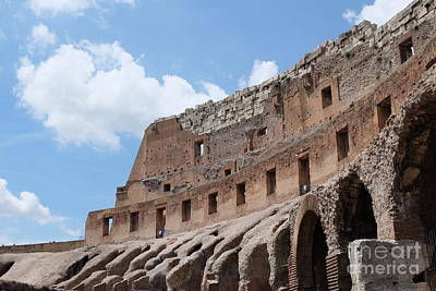 Photograph - The Colloseum by Mini Arora