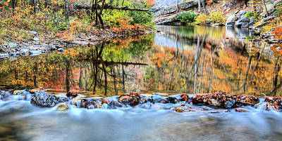 Photograph - The Color Dam by JC Findley