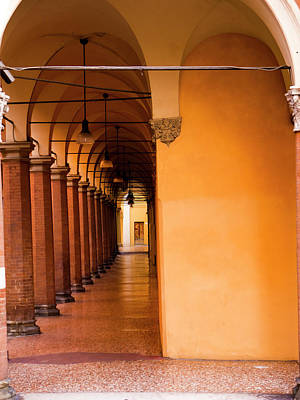 Photograph - The Color Of Bologna by Rae Tucker