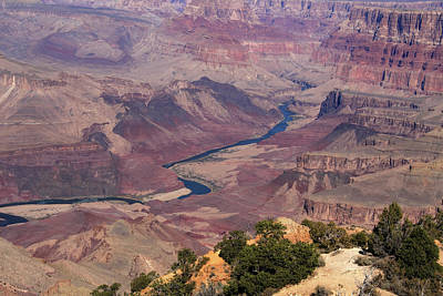 Photograph - The Colorado River  by Aidan Moran