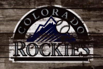 The Colorado Rockies        Art Print by Brian Reaves