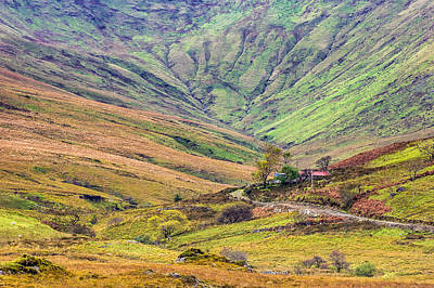 Photograph - The Colorful Hills Of Connemara by Pierre Leclerc Photography