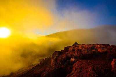Photograph - The Colors Of Cloudfall by Mark Robert Rogers