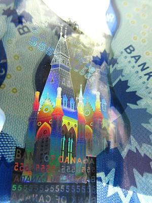 Photograph - The Colors Of Money by Alfred Ng