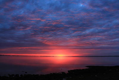 Photograph - The Colors Of Sunrise by Suzanne DeGeorge