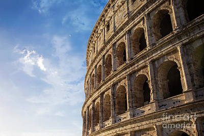 Photograph - The Colosseum by Scott Kemper