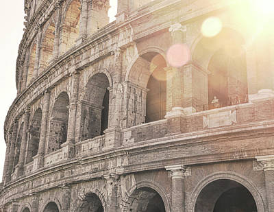 Photograph - The Colossus Of Rome by JAMART Photography