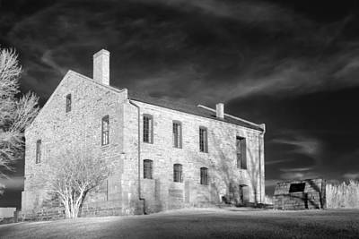 Fort Stark Photograph - The Commissary by James Barber