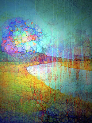 Digital Art - The Compassionate Tree by Tara Turner
