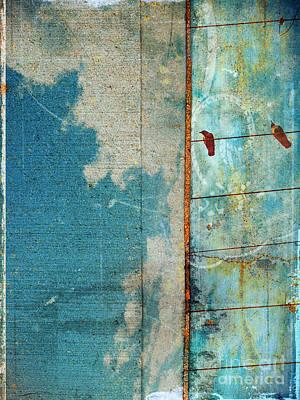 Photograph - The Concrete Sky by Tara Turner