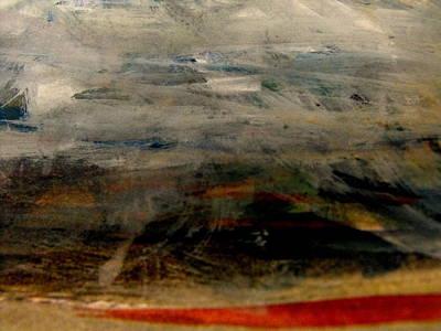 Perhaps Painting - The Congo by Nancy Kane Chapman