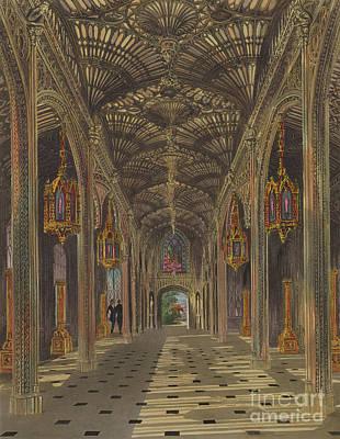 The Conservatory, Carlton House Art Print